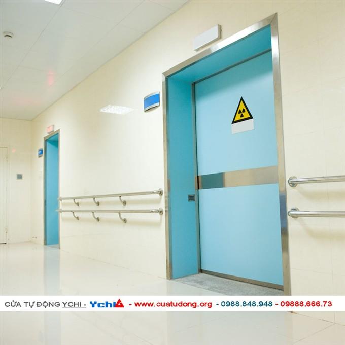 cửa chì phòng xquang ychi 10