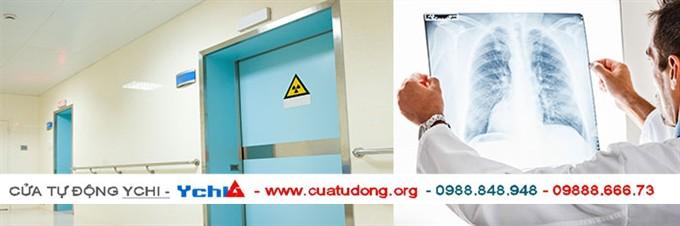 cửa chì phòng xquang ychi 2