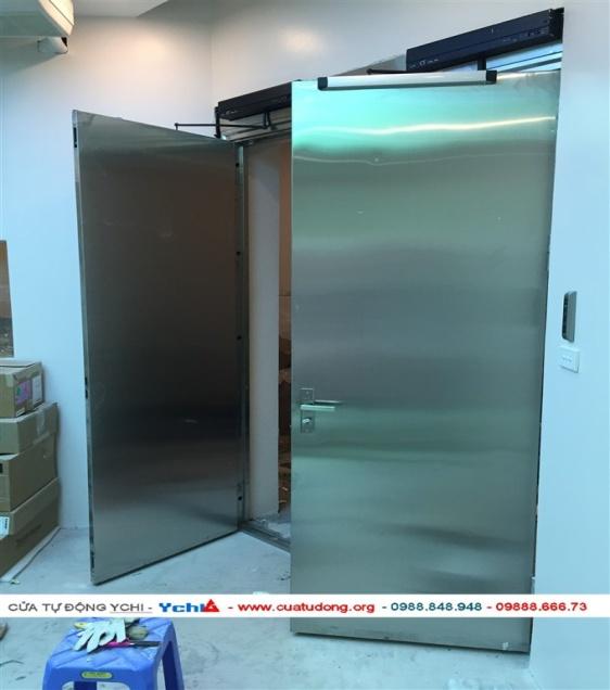cửa chì phòng xquang ychi 6