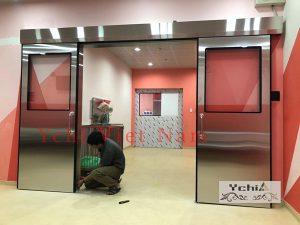 Đơn vị cung cấp cửa phòng sạch Hà Nội đạt chuẩn quốc tế