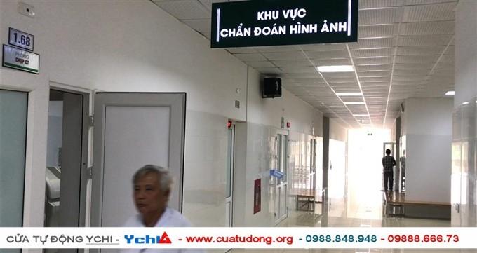 cửa chì bệnh viện 1