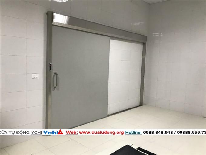 cửa chì bệnh viện 16
