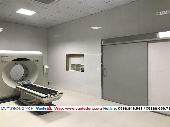 cửa chì bệnh viện 4