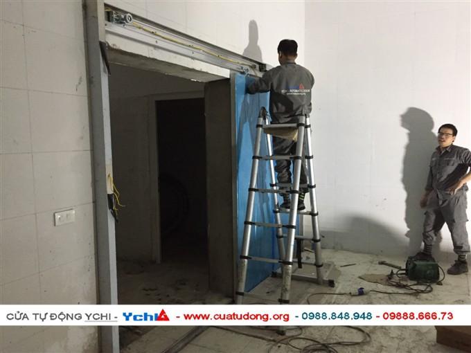 cửa chì phòng xquang ychi 11