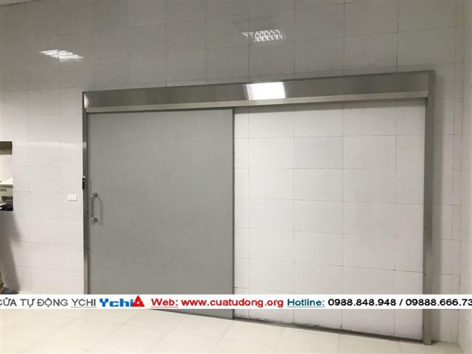 cửa chì phòng xquang ychi 12