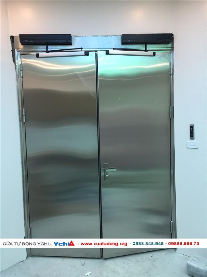 cửa chì phòng xquang ychi 5