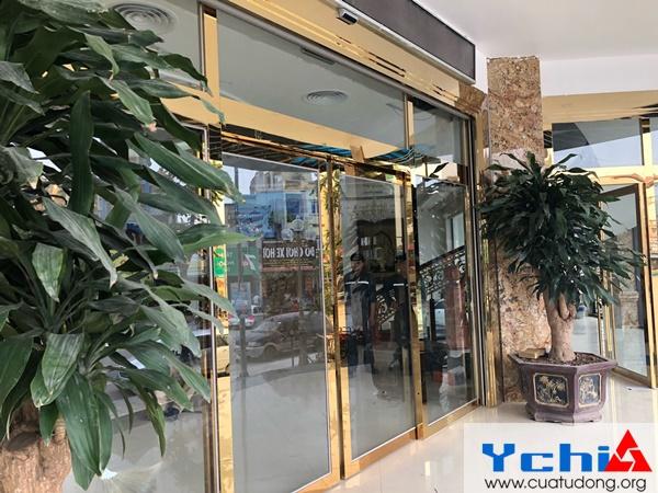 Cửa tự động trượt Ychi Việt Nam