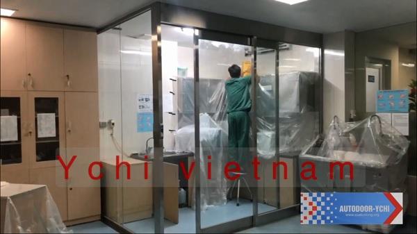 Cửa bệnh viện Ychi