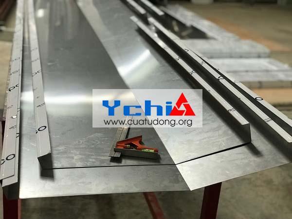 Ychi Việt Nam nhận gia công Inox ốp cabin thang máy chất lượng cao