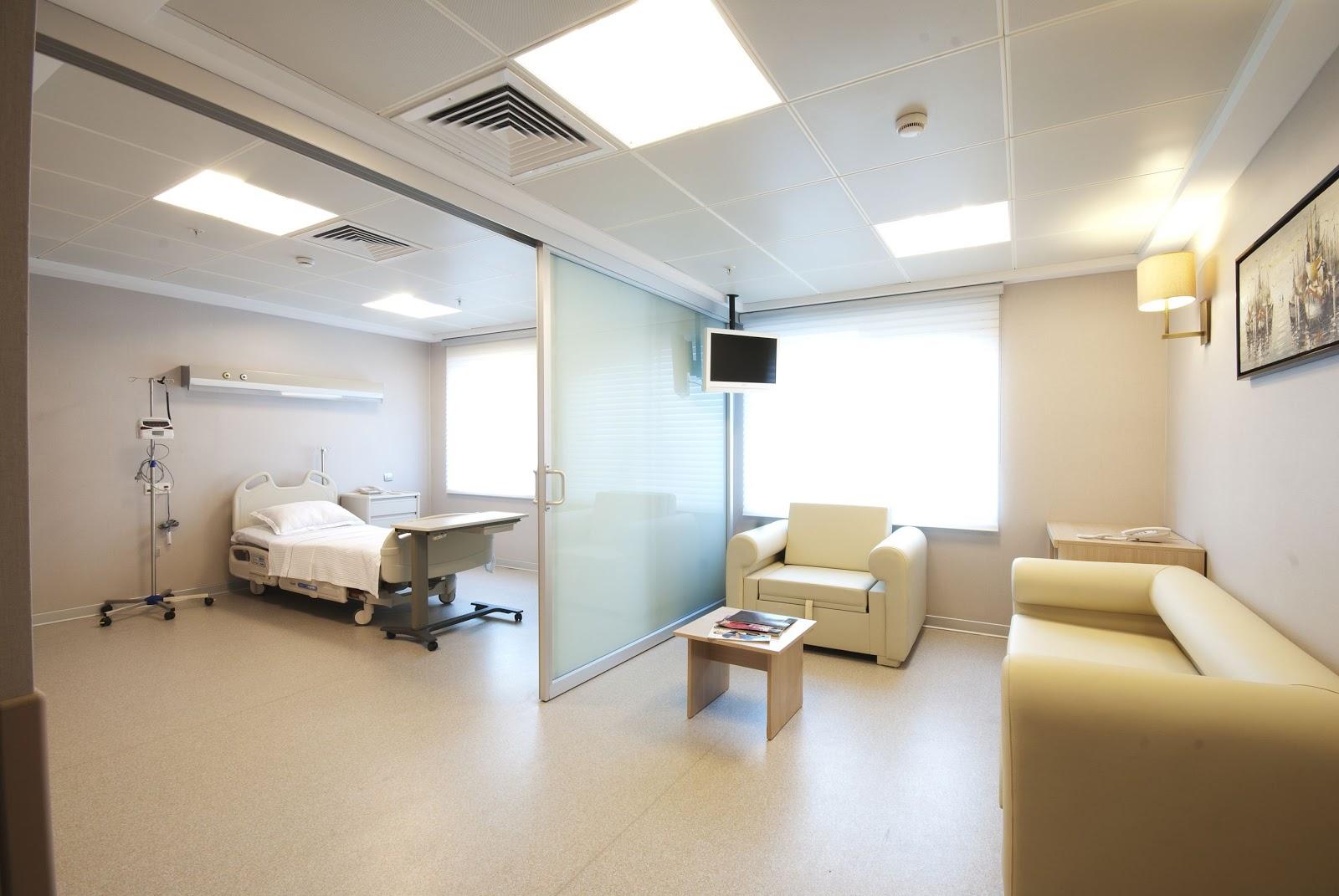 Hiện đại hóa kiến trúc bệnh viện với các vật liệu xây dựng mới
