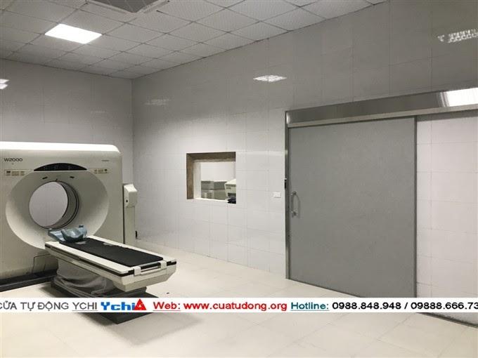 Lắp đặt cửa chì bệnh viện và những lưu ý không thể bỏ qua