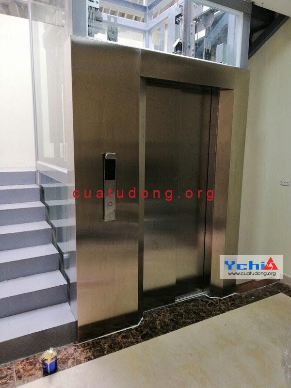 Ốp inox thang máy cho gia đình và những điều bạn cần biết