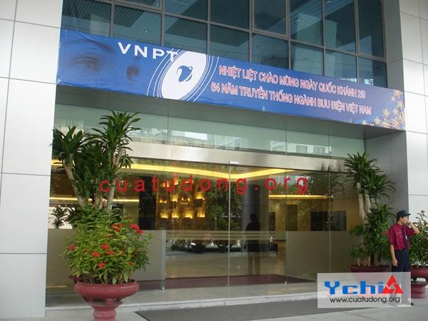 Ychi Việt Nam lắp đặt cửa tự động uy tín
