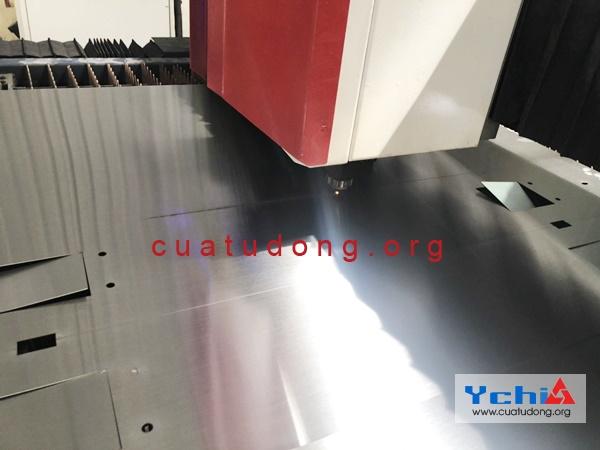 Nguyên lý hoạt động và ưu nhược điểm của phương pháp cắt laser