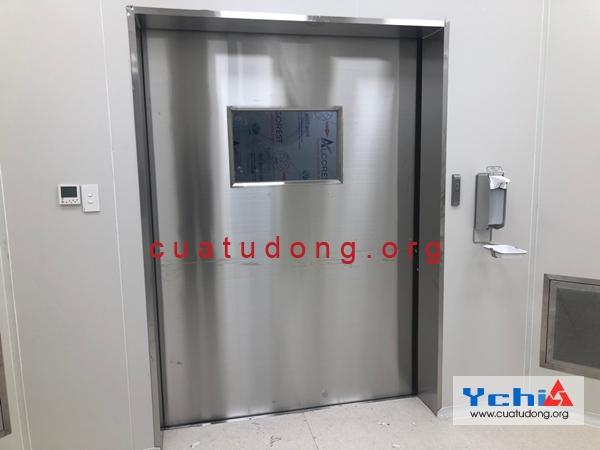 Những điểm vàng của cửa phòng mổ sản xuất tại Ychi Việt Nam