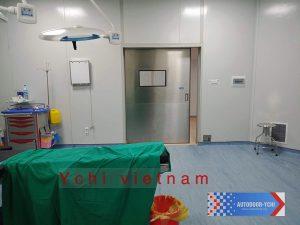 Báo giá cửa phòng mổ bệnh viện