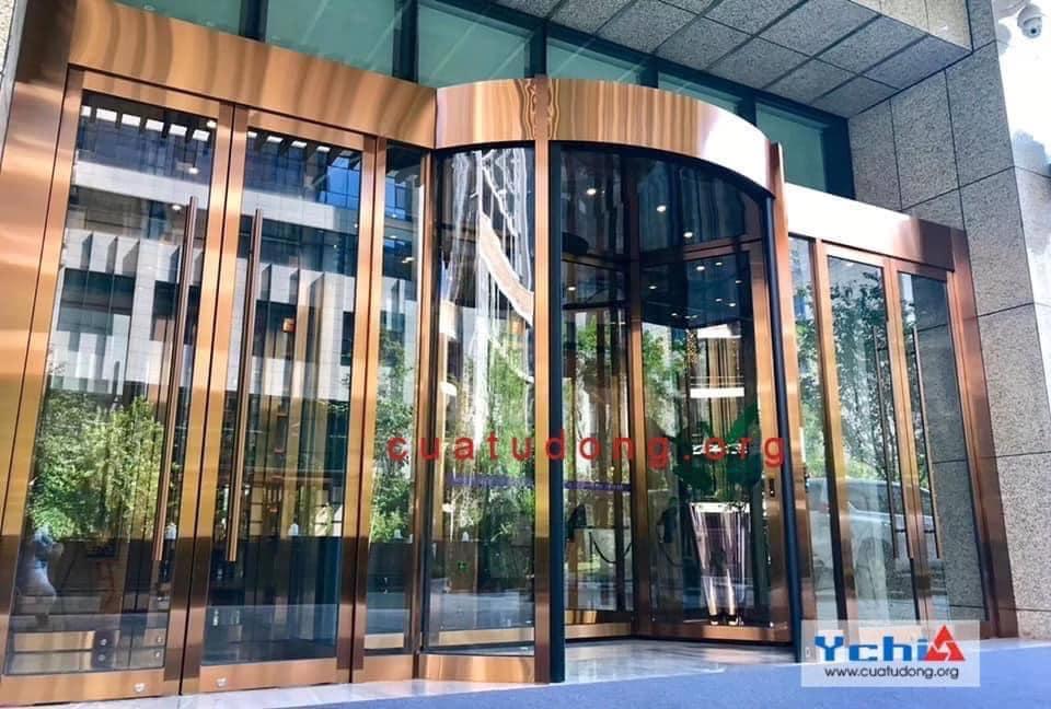 Ychi Việt Nam- Đơn vị chuyên cung cấp, lắp đặt cửa kính tự động chính hãng